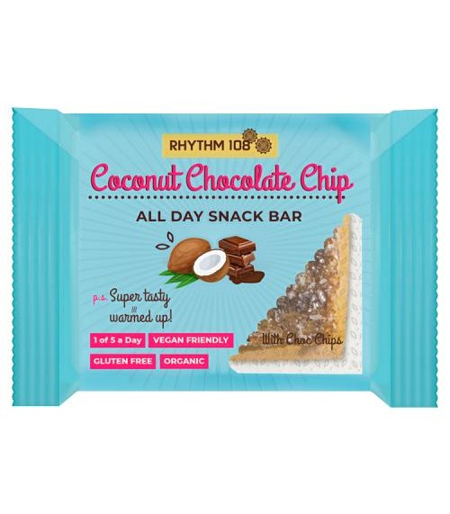 All Day Snack Bar Coconut Chocolate Chip