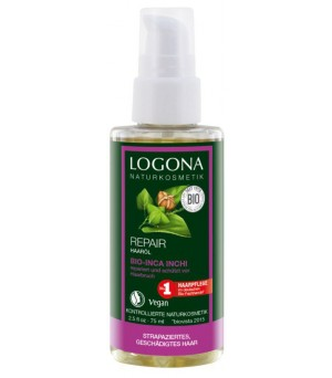 Logona Haaröl Repair Bio-Inca Inchi 75ml