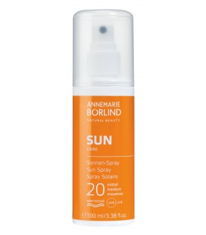 Börlind Sun Sonnen-Spray LSF20 100ml