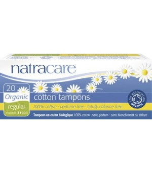Natracare Tampons normal 20Stk