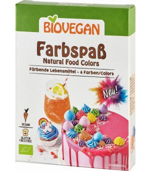 Biovegan Farbspass 5x8g