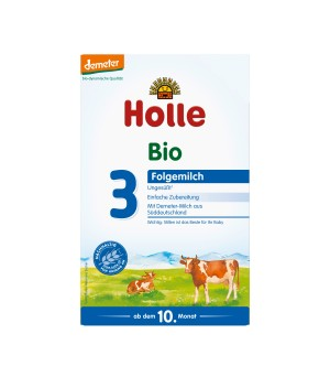 Holle Folgemilch 3 2x300g Demeter