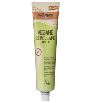 Naturata Remoulade Tube 190ml Demeter vegan