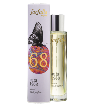 Farfalla Natural EdP Aura 1968 50ml