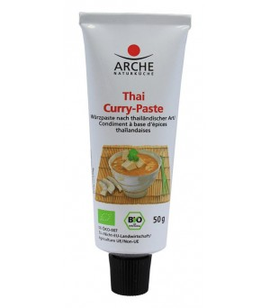 Arche Thai Curry Paste 50g Bio