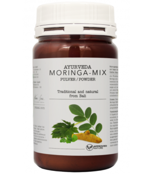 Yelasai Moringa Mix Pulver Ds 120g Natural Power