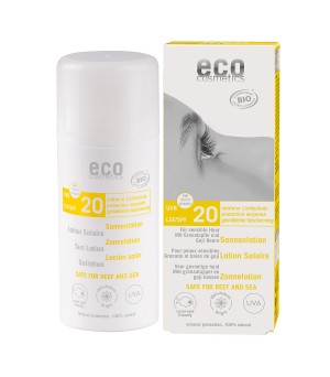 Eco Sonnenlotion LSF20 100ml