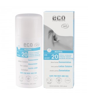 Eco Sonnenlotion Neutral o.P. LSF20 100ml