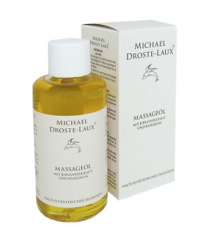 Droste-Laux Ayurvedisches Massageöl 100ml