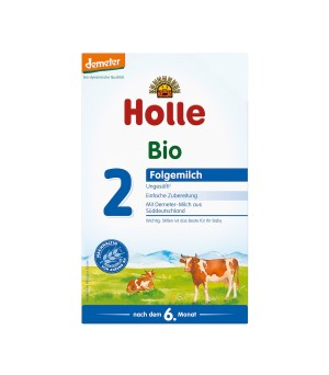 Holle Folgemilch 2 2x300g Demeter