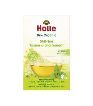 Holle Still Tee 20Btl 30g Bio
