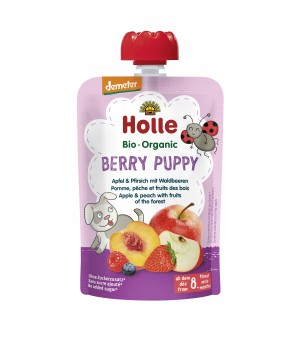 Holle Pouchy Berry Puppy 100g Demeter