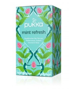 Pukka Tea Mint Refresh 20x2g Bio