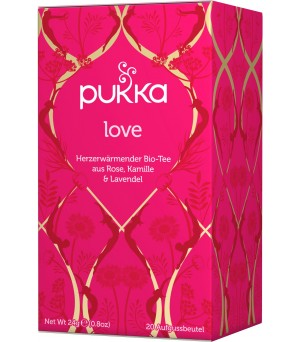 Pukka Tea Love 20x1.2g Bio