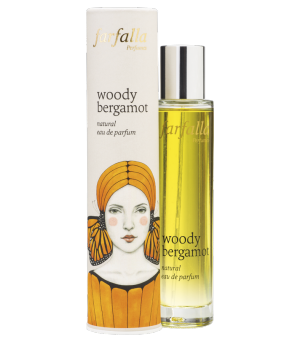 Farfalla Natural EdP Woody bergamot 50ml