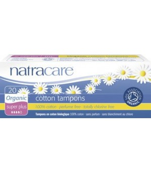Natracare Tampons super plus 20Stk