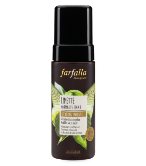 Haarstyling Mousse Limette