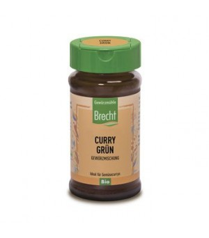 Brecht Curry grün 30g Bio