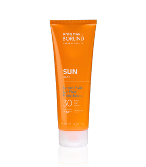 Börlind Sun Sonnen-Fluid, LSF 30 | 125 ml