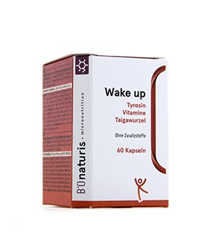 Bionaturis Wake up, Kapseln | 60 Stk
