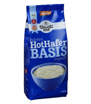 Bauck Hot Hafer Basis ungesüsst 400g Demeter gf