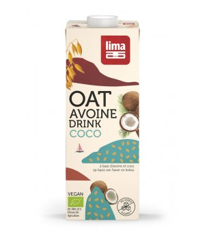 Lima Oat Hafer Drink Coco 1l