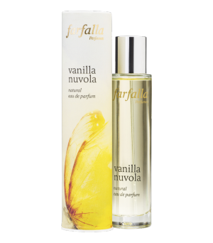 Farfalla Natural EdP Vanilla nuvola 50ml