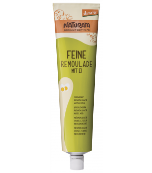 Naturata Remoulade Tube 190ml Demeter