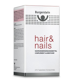 Burgerstein Hair+Nails, Tabletten | 90 Stk