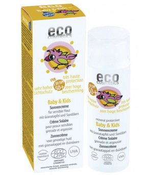 Eco Sonnencreme Baby LSF50 50ml