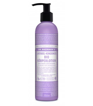 Dr. Bronner's Lotions Lavender Coconut 240ml