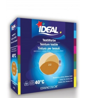 Ideal Baumwolle Maxi Color 22 gold