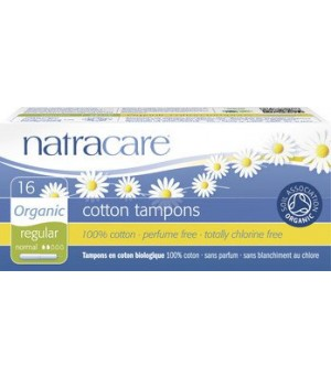 Natracare Tampons normal mit App. 16Stk