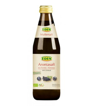 Eden Aronia Muttersaft 330ml Bio