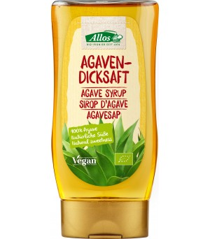 Allos Agavendicksaft Spenderfl. 250ml Bio