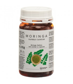 Yelasai Moringa Kapseln 400mg 200Stk Natural Power