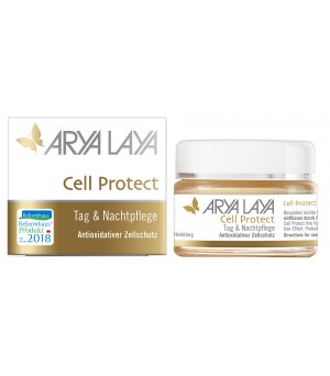 Arya Laya Cell Protect Tag- und Nachtpflege | 50 ml