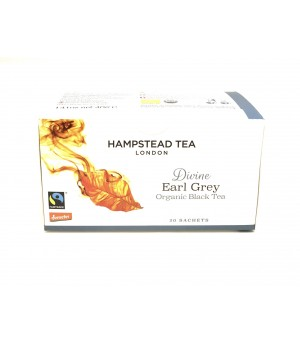 Hampstead Black Tea Earl Grey 20Btl Demeter