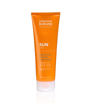 Börlind Sun Sonnen-Fluid, LSF 20 | 125 ml