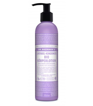 Dr.Bronners Lotions Lavender Coconut 240ml