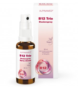 Alpinamed B12 Trio Dosierspray | 30 ml