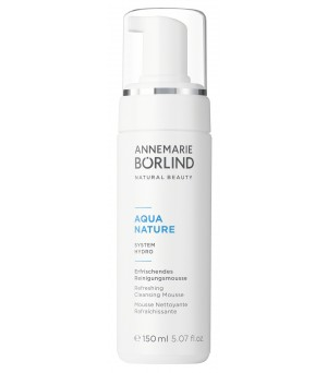 Börlind AquaNature Reinigungsmousse 150ml
