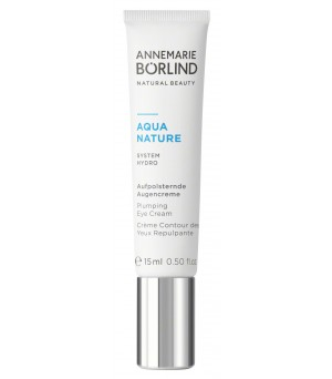 Börlind AquaNature Augencreme 15ml