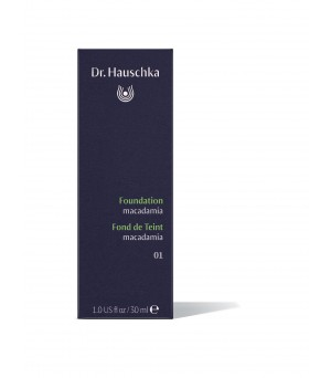 Hauschka Foundation 01 macadamia 30ml