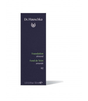 Hauschka Foundation 02 almond 30ml