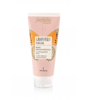 Farfalla Grapefruit Abschminklotion 100ml