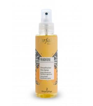 Farfalla Deo Spray Mandarine 100ml
