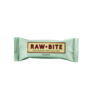 Raw Bite Peanut 50g Bio